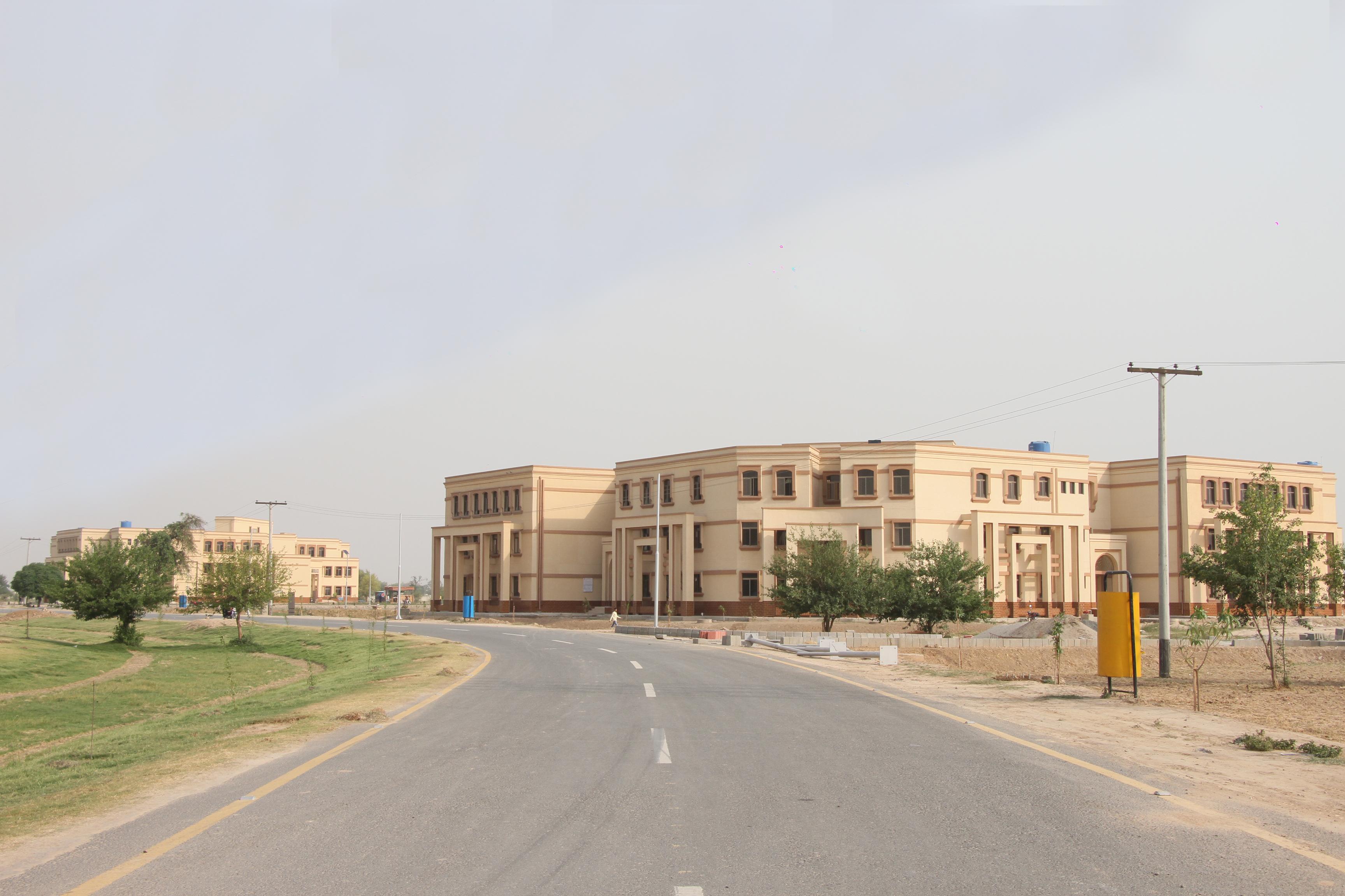 New Campus Gcuf