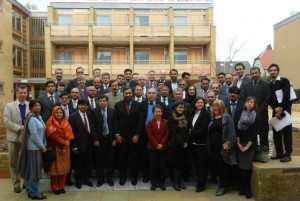 Group Photo of Conference Delegates