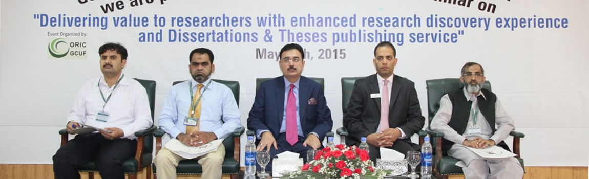 Empowering Research and Libraries