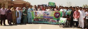 World Earth Day Walk